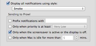 Prowl - iOS Push Notifications